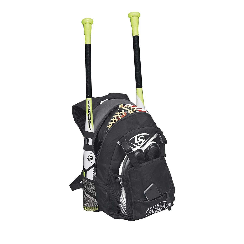 Louisville Slugger Series 5 Stick Pack (Black) BackPack