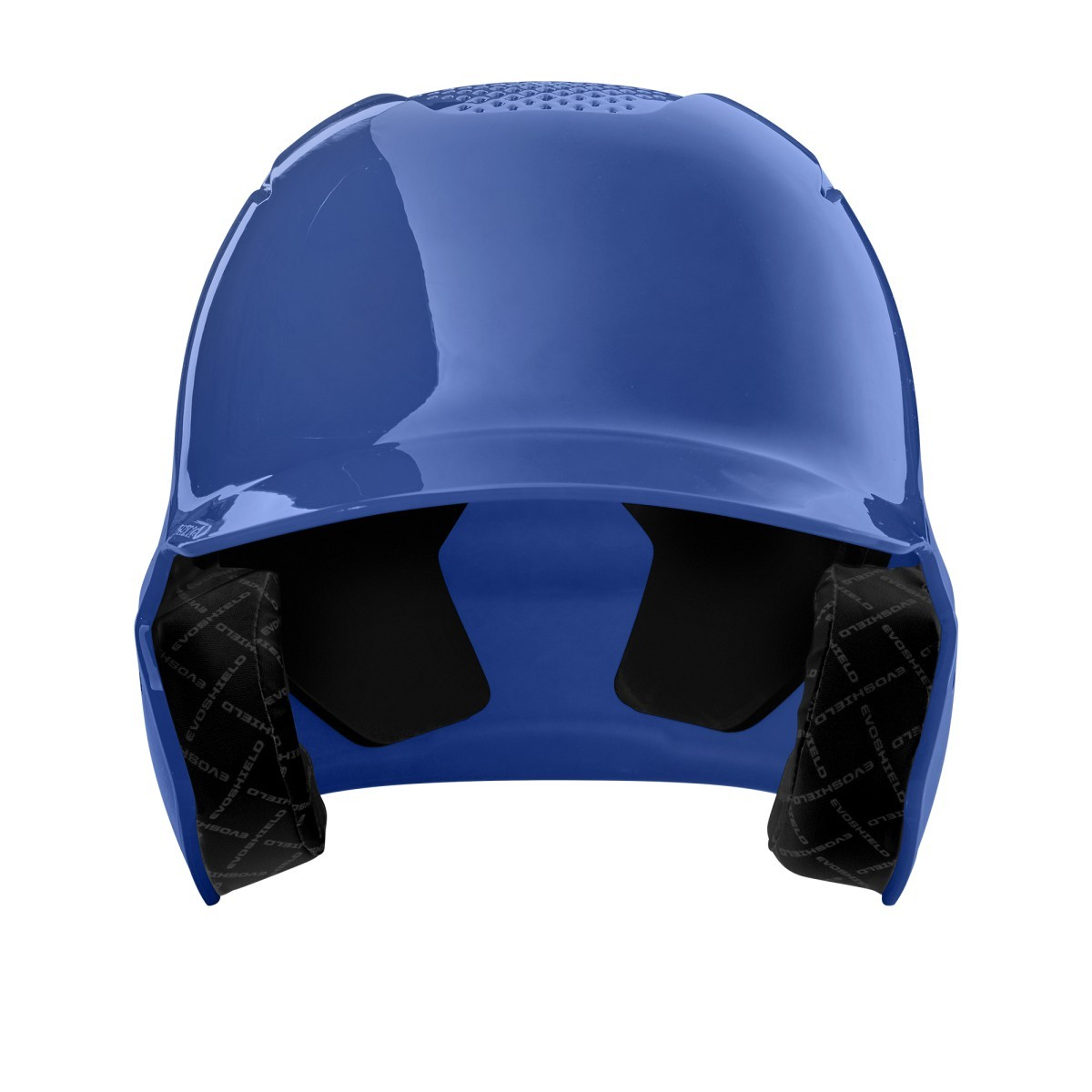 EVOSHIELD  XVT BATTING HELMET HIGH GLOSS FINISH - ROYAL BLUE
