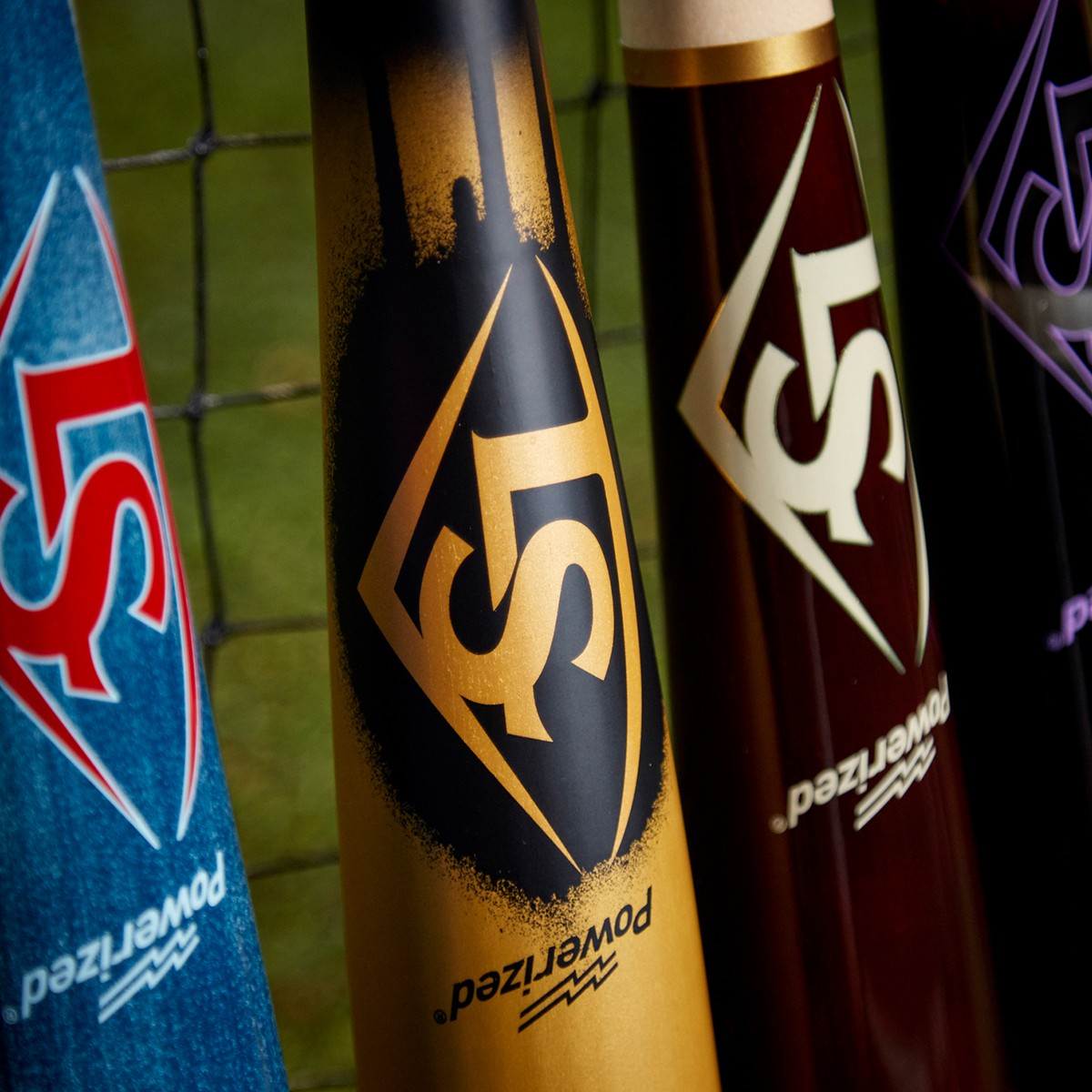 Louisville Slugger MLB PRIME MAPLE C243 BIG BLUE BASEBALL BAT
