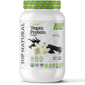 1Up Nutrition Organic Vegan Protein