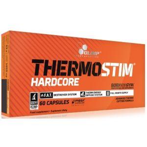 Olimp Nutrition Thermo Stim Hardcore - 60 caps