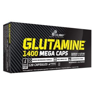 Olimp Nutrition Glutamine Mega Caps  - 120 caps