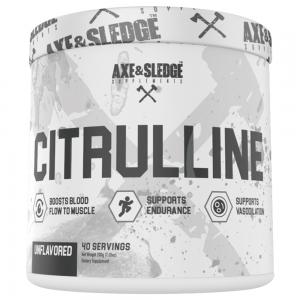 Axe & Sledge Citrulline 200g