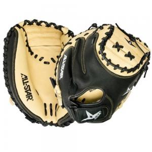 All Star CM3031 33,5 Inch 2-Piece Open Back Catchers Mitt  - Right Hand Throw