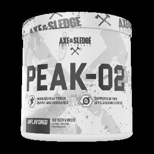 Axe & Sledge Supplements Peak-02 60 Servings