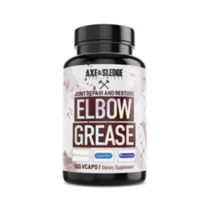Axe & Sledge Elbow Grease 120 Caps