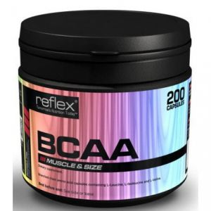 Reflex Nutrition  BCAAS 200 Caps