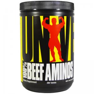Universal 100% Beef Aminos - 200 Caps