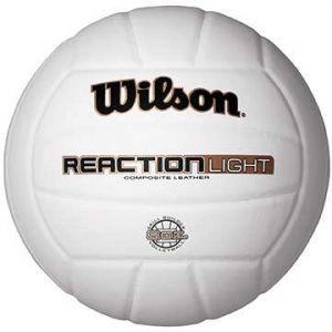 Wilson Reaction Light Volleyball