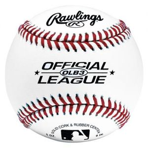 Rawlings ROLB3 Synthetic Practice Ball