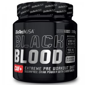 BioTech USA Black Blood Extreme Pre Workout - 30 Servings
