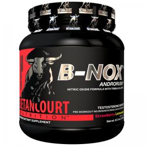 Betancourt Nutrition Bullnox Androrush - Testosterone Igniter Pre-Workout