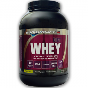 Boditronics Diet Whey Protein Powder EXP 2/8/21
