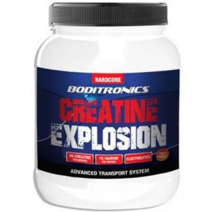 Boditronics Creatine Explosion 900g With Electrolytes  & Taurne / Fruit punch