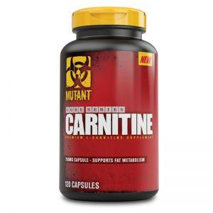 Mutant Core Series Carnitine 120 Capsules