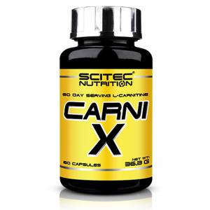 Scitec Nutrition CARNI-X   L-Carnitine 60 Capsules