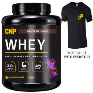 CNP Professional Pro Whey 2kg (66 Servings) Protein Powder High Quality