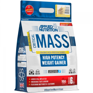 Applied Nutrition Critical Mass High Potency Weight Gainer 6kg