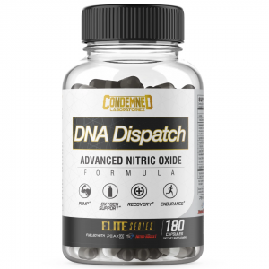 Condemned Labz DNA Dispatch Nitric oxide -180 Tablets