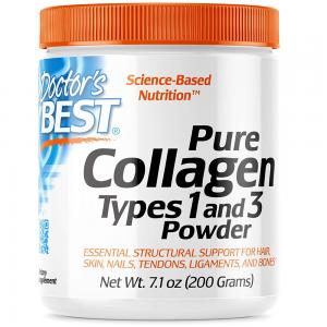 Doctor's Best Collagen Types 1 & 3 Powder