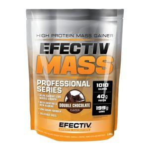 Efectiv Nutrition High Protein Mass Gainer  Shakes - 5.45kg