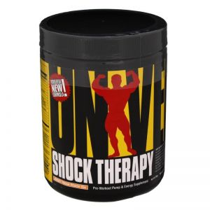 Universal Nutrition Shock Therapy, Fresh Peach Tea Pre-Workout 200 grams