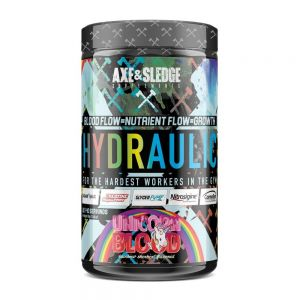 AXE & SLEDGE SUPPLEMENTS HYDRAULIC NON-STIM PRE-PUMP