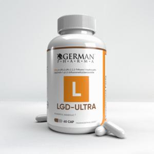 German Pharma LGD ULTRA 4033- 60 Capsules