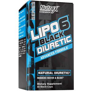 Nutrex Research  Lipo-6 Black Natural Diuretic