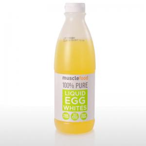 Musclefood 100% Pure Liquid Egg Whites 1KG