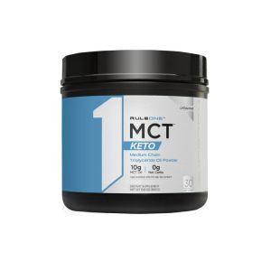 rule 1 MCT Keto  Medium Chain Triglyceride oil powder