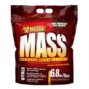 Mutant Mass Weight Gainer Shake Protein Powder 6.8KG