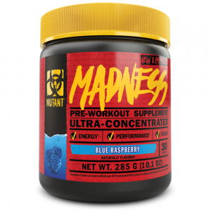 Mutant Madness Pre-Workout Formula 30 Servings
