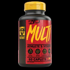 Mutant Multivitamins 60 Tablets
