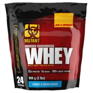 Mutant Whey Protein Shake 908g - 2Lbs