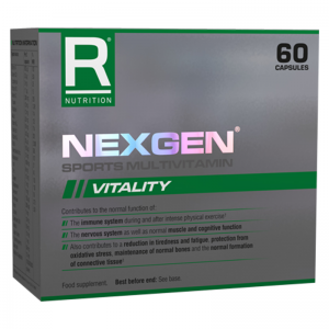 Reflex Nutrition NEXGEN Sports Multivitamin 60 Capsules