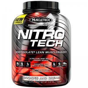 MuscleTech Nitro-Tech Performance Series 1800 grams / 1.8Kg