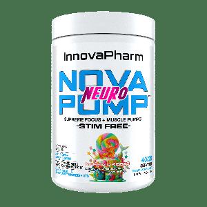 InnovaPharm NovaPump Neuro Stimulant-free Pre-workout