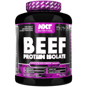 NXT Nutrition Beef Protein Isolate