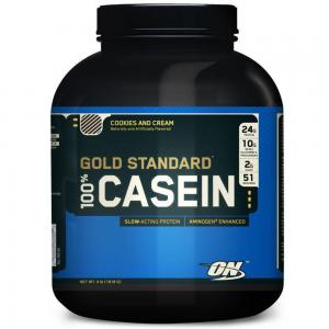 Optimum Nutrition 100% Casein Gold Standard Protein 1.8kg / 4lb