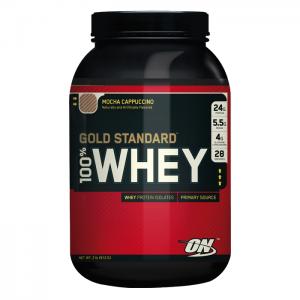 Optimum Nutrition 100% Gold Standard Whey 908g