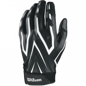 Wilson Clutch Youth  American Football Receiver Gloves