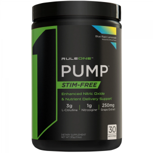 R1 PUMP Nitric Oxide Support
