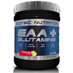 Scitec Nutrition EAA + Glutamine 300g
