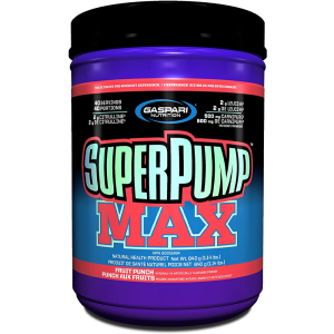 Gaspari Nutrition SuperPump Max 640g