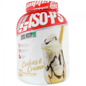 ProSupps ISO-P3 Isolate Protein Powder 2268g - 69 Serving