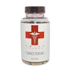 Swiss Pharma Turkesterone 60 Caps