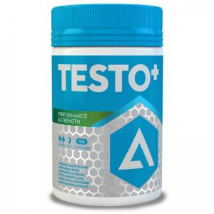 Adapt Nutrition Testo+ 120 Capsules