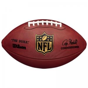 Wilson NFL Authentic American Football Game Ball 'The Duke'