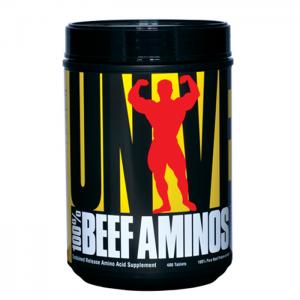 Universal Nutrition 100% Beef Aminos 400 Caps